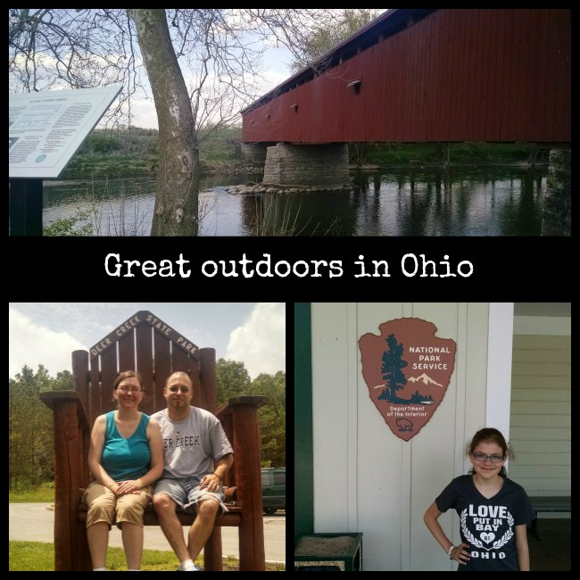great outdoors in Ohio
