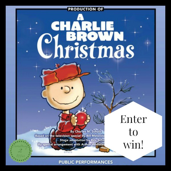 Charlie Brown Giveaway