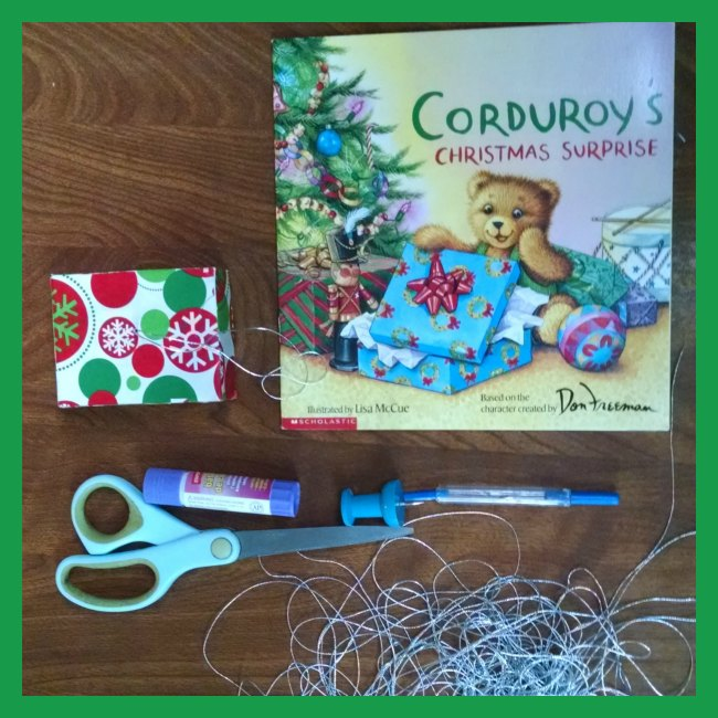 Corduroys Christmas supplies