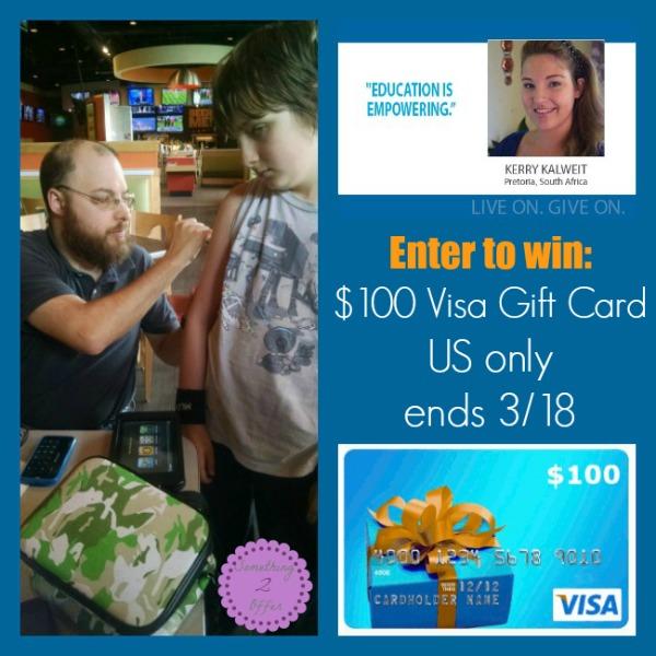 Bakken Invitation $100 gift card