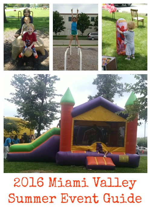 2016 Miami Valley Summer Event Guide