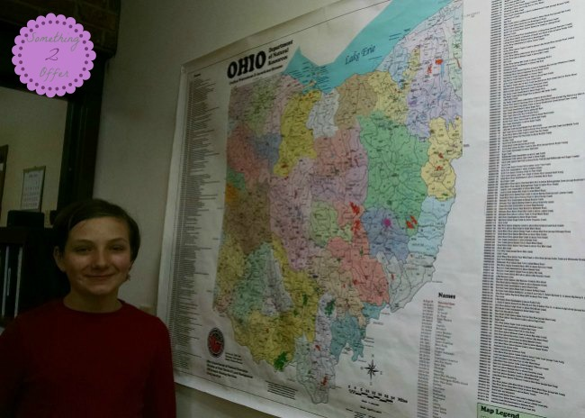 Eldest with Map