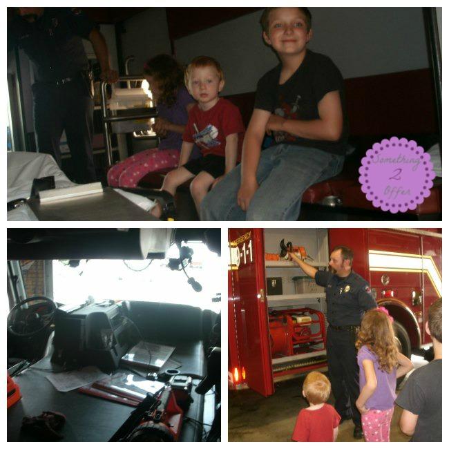 Fire Station Ambulance