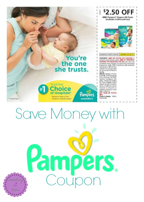 Pampers wipes 50 cent coupon