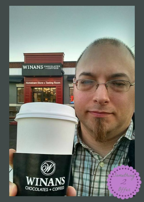 Winans First Day Selfie
