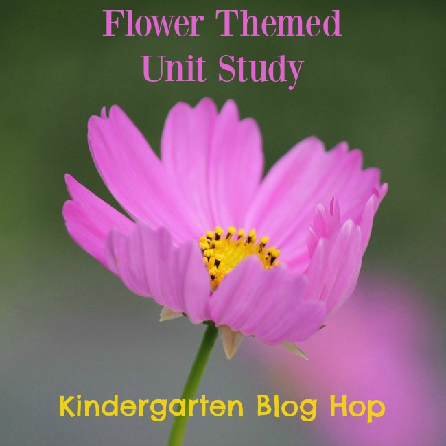 flower themed unit study