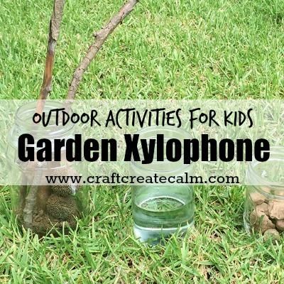 garden xylophone