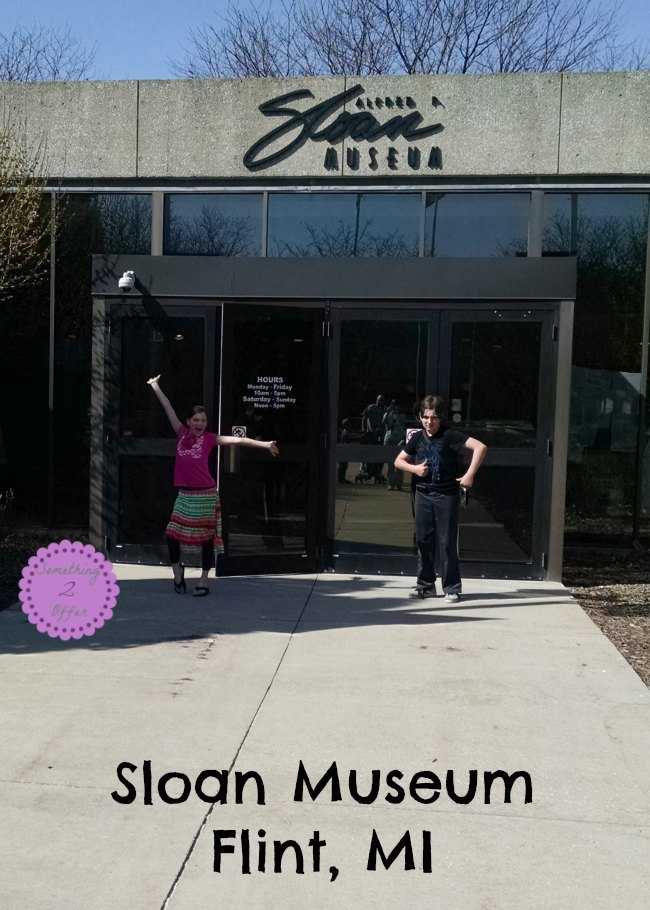 sloan museum