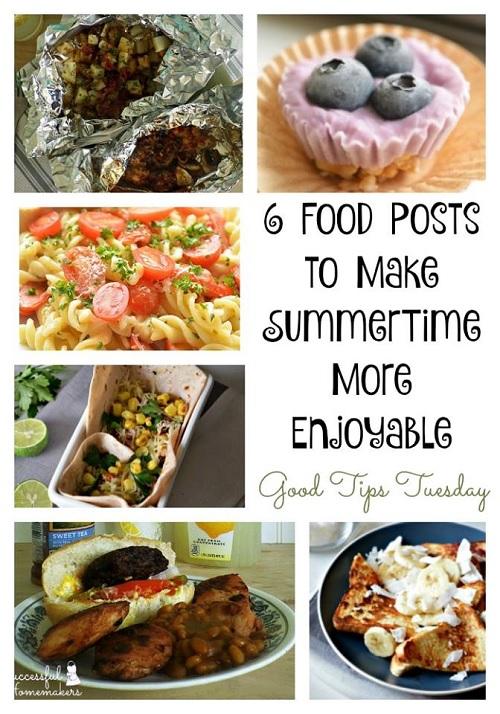 food posts to make summertime more enjoyable