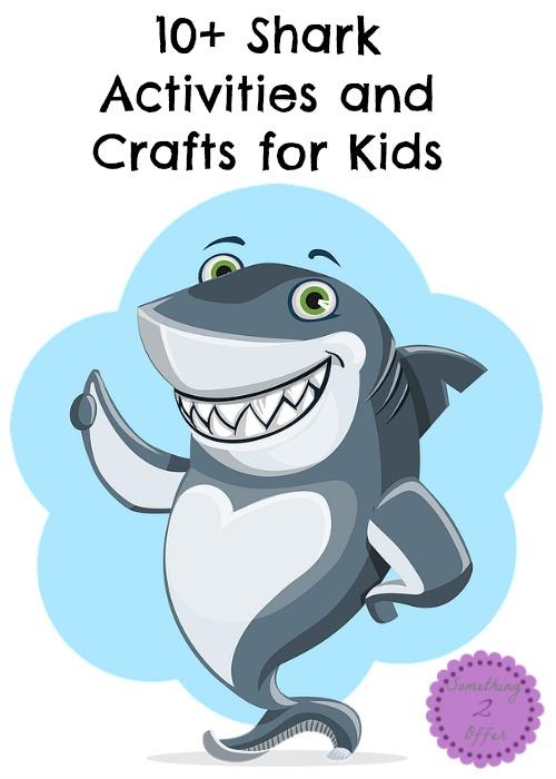 Shark Activities For Kids