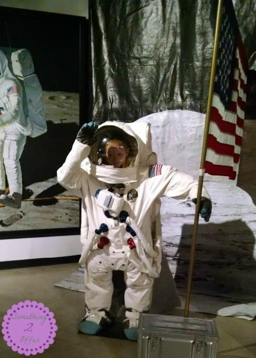Armstrong little astronaut