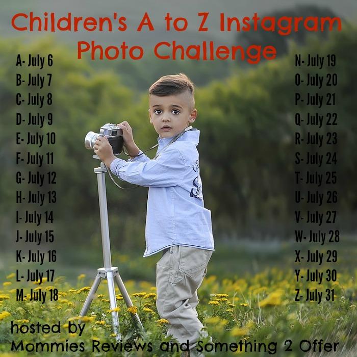 Child AZ Photo Challenge
