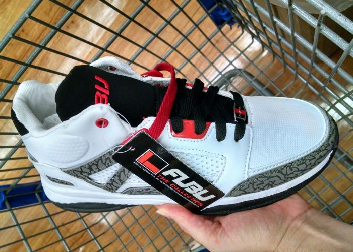 Fubu tennis shoe