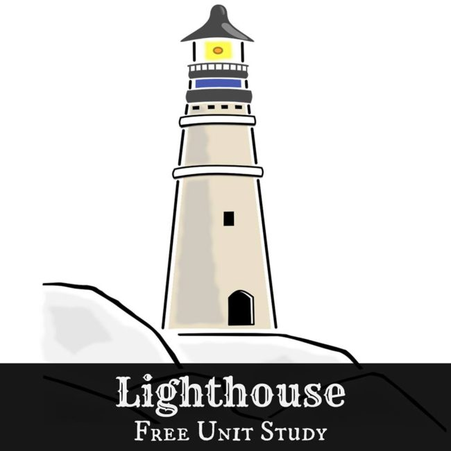 lighthouse unit study