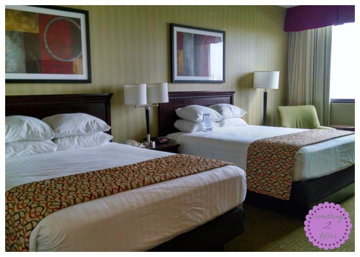 Drury Inn Two Queen Bed Room