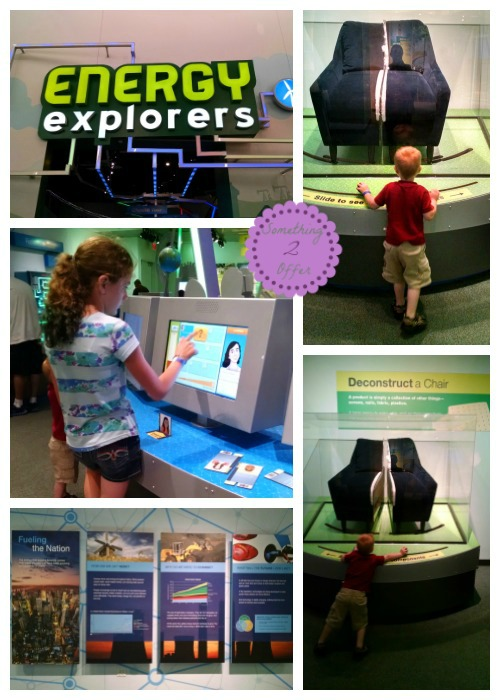 COSI Energy Explorers