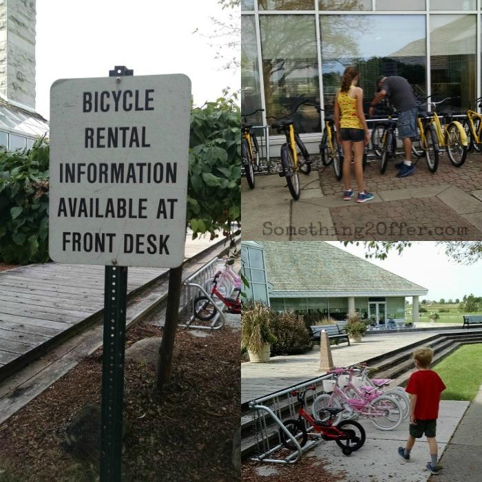 Maumee Bay Lodge Bike Rentals