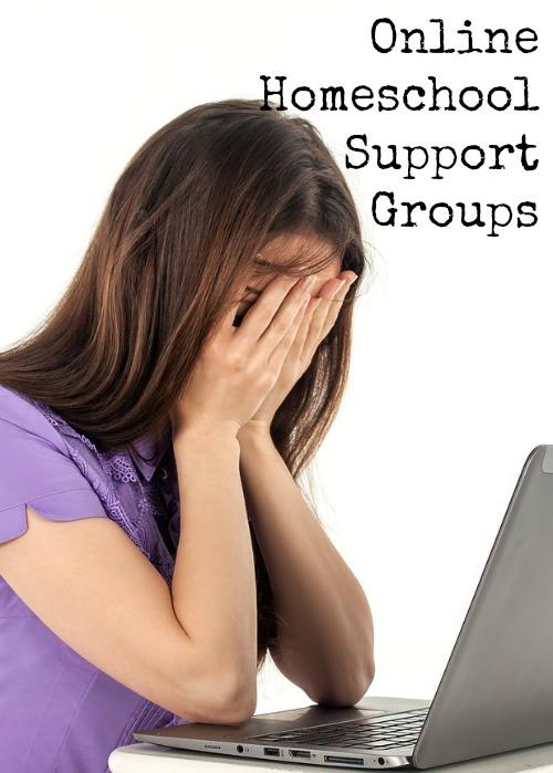 Online Homeschool Support Groups