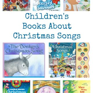 Children's Books About Christmas Songs