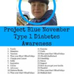Project Blue November Type 1 Diabetes Awareness