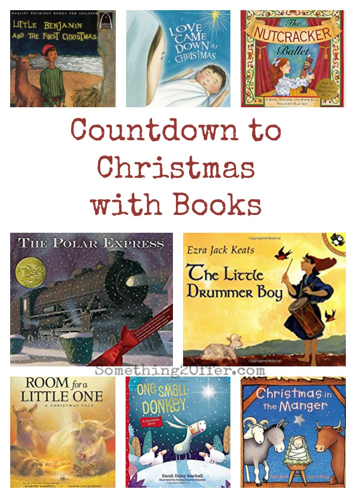 Countdown to Christmas with Books