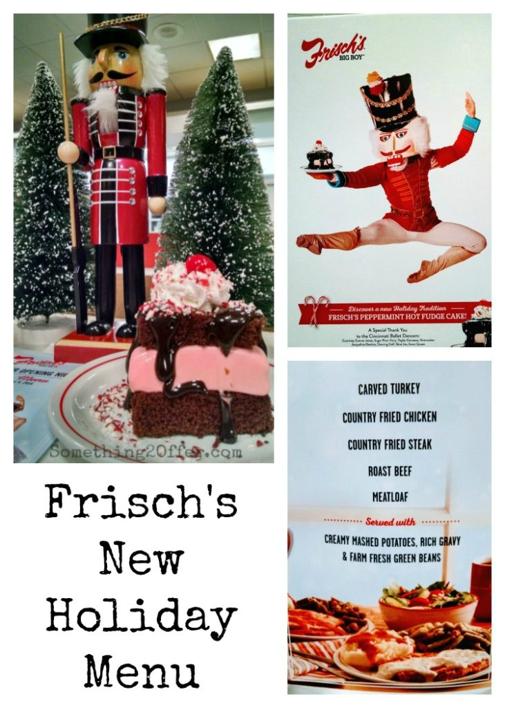 Frisch's New Holiday Menu