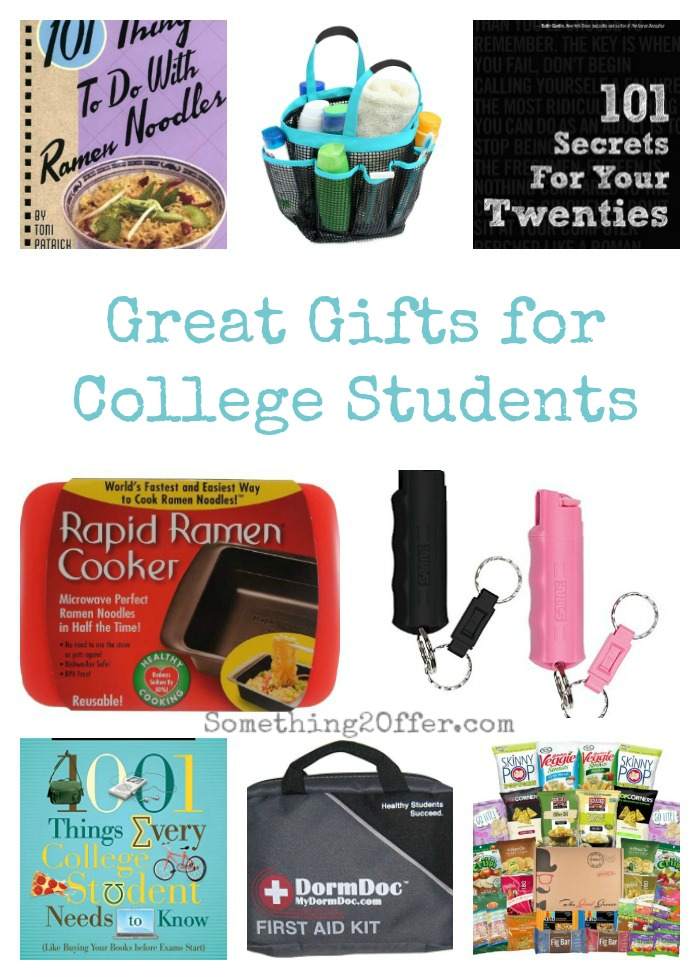 great gifts for college students - Christmas Ideas For College Students