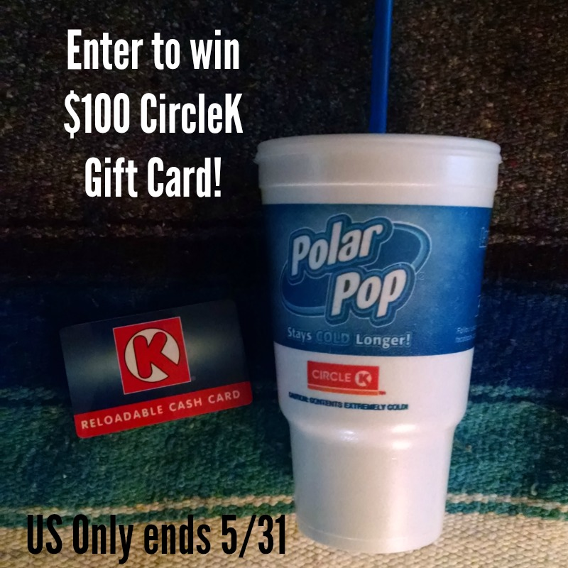 $100 CircleK Gift Card