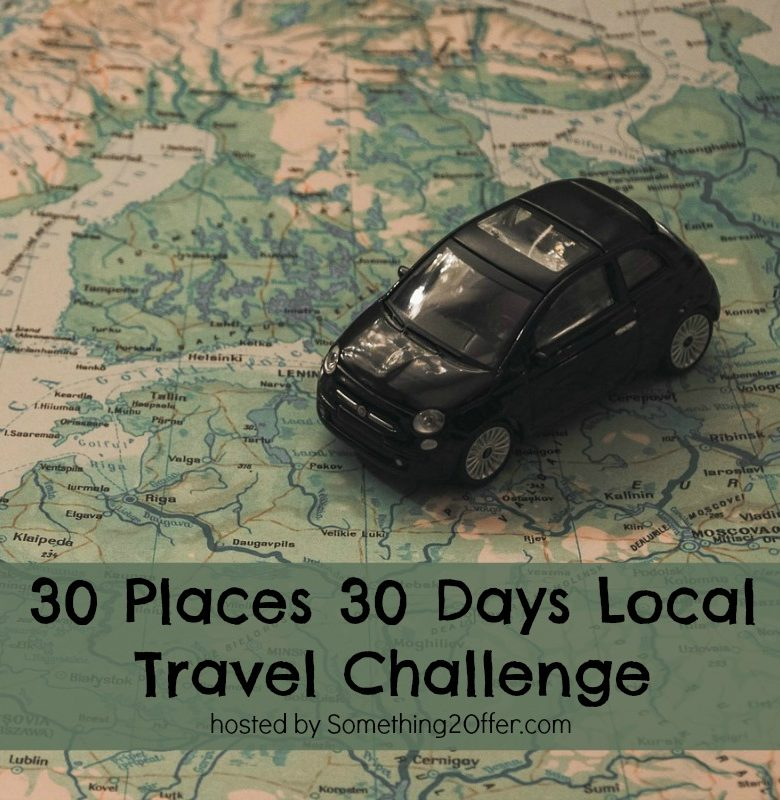 30 Places 30 Days Local Travel Challenge