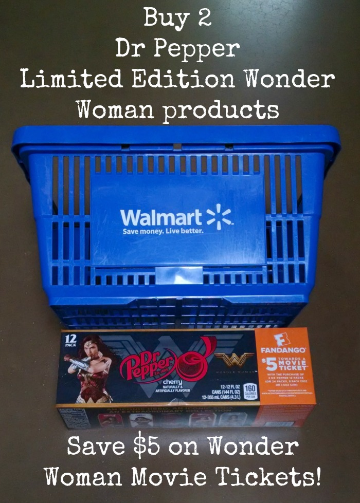 Buy 2 Dr Pepper Limited Edition #WonderWoman products