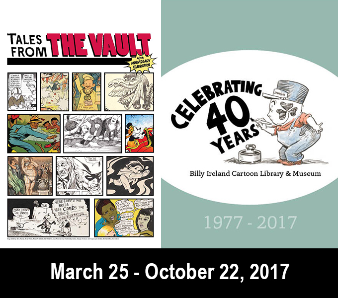 Tales From the Vault: 40 Years / 40 Stories