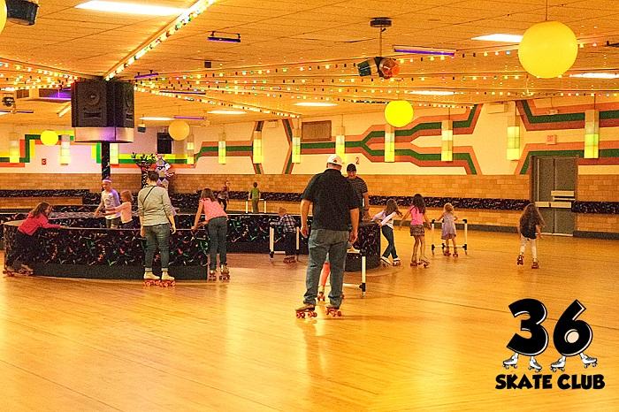 36 Skate Club Rink