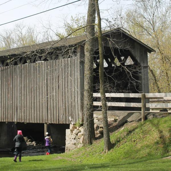 Covered Bridge Park WI