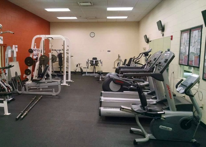 Edison College fitness center