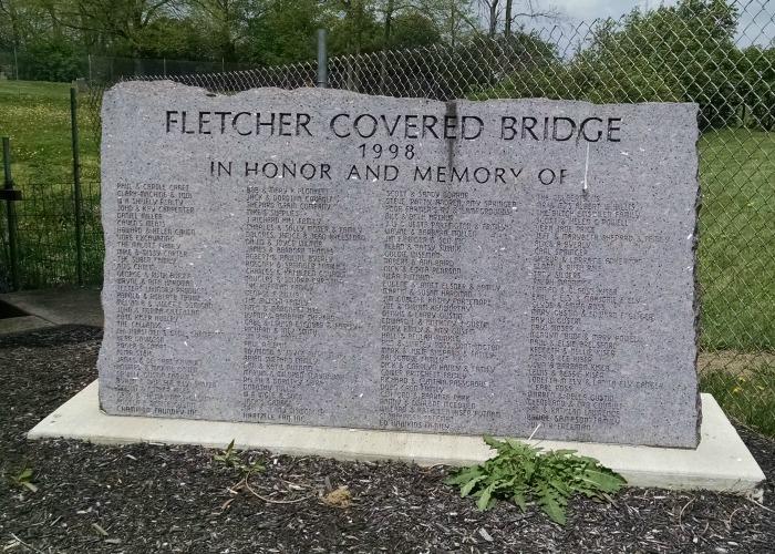Fletcher Covered Bridge Memorial