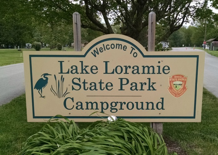 Lake Loramie State Park Campground