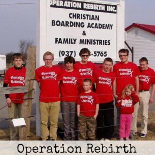 Operation Rebirth Boarding Academy St. Paris, Ohio