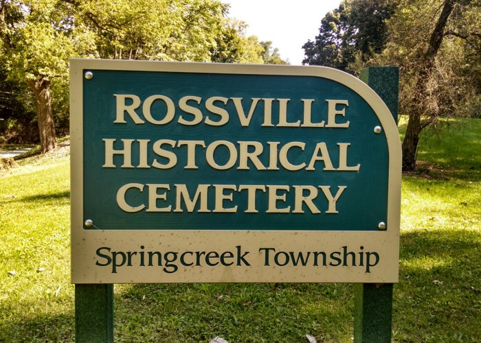 Rossville Historical Cemetery