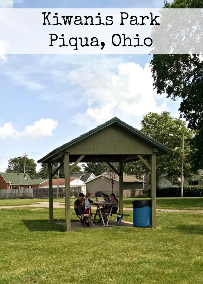 Kiwanis Park Piqua, Ohio