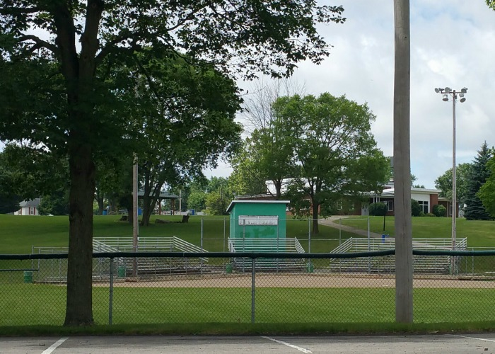 Lower Baseball Diamond Mote Park