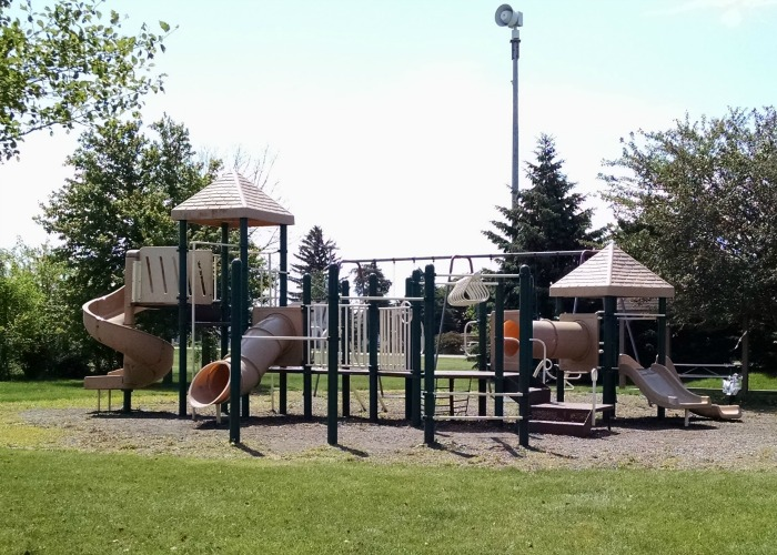 Play Structure at Robert M. Davis Park