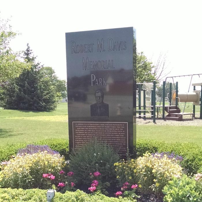 Robert M. Davis Park Piqua, Ohio