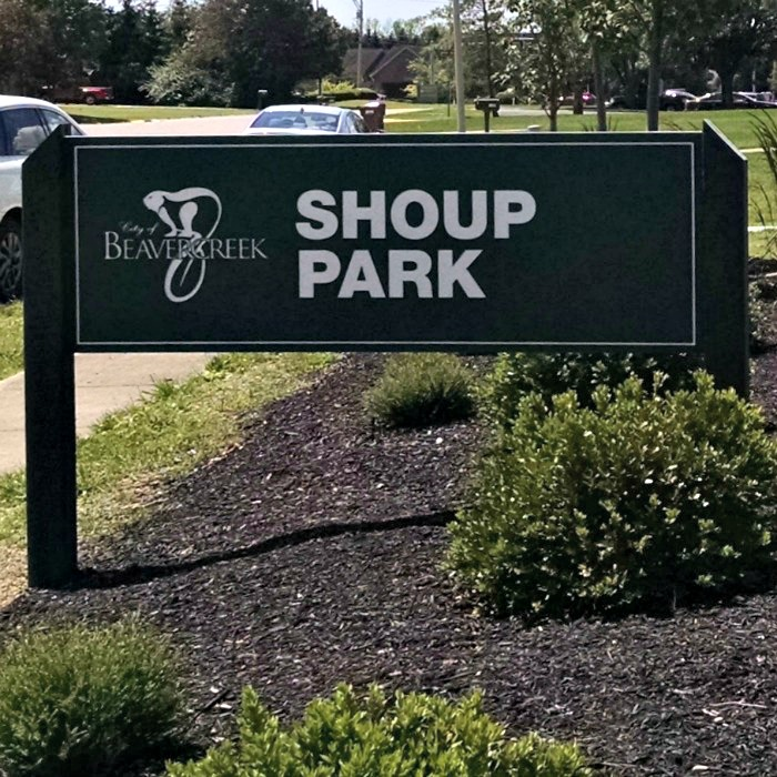 Shoup Park Beavercreek, Ohio