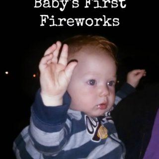Tips for Baby's First Fireworks