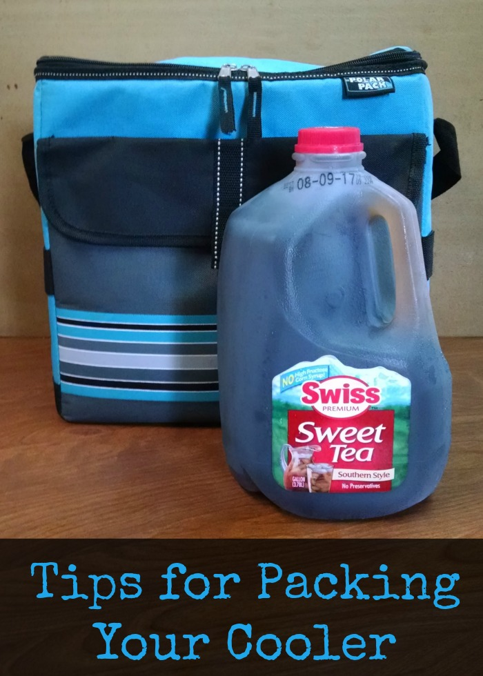 Tips for Packing Your Cooler