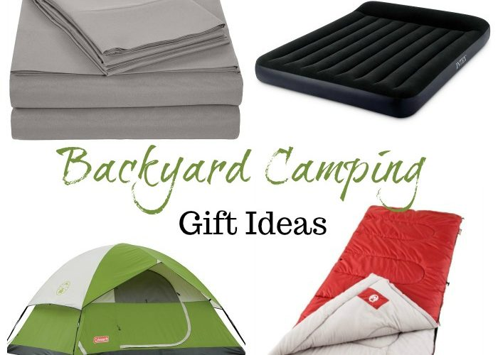 Gift Ideas for Backyard Camping Adventures