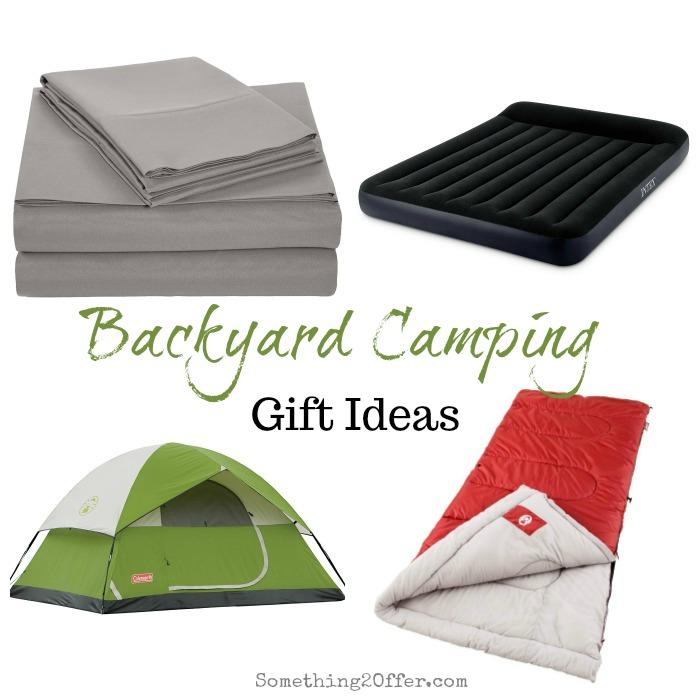 Backyard Camping Gift Ideas