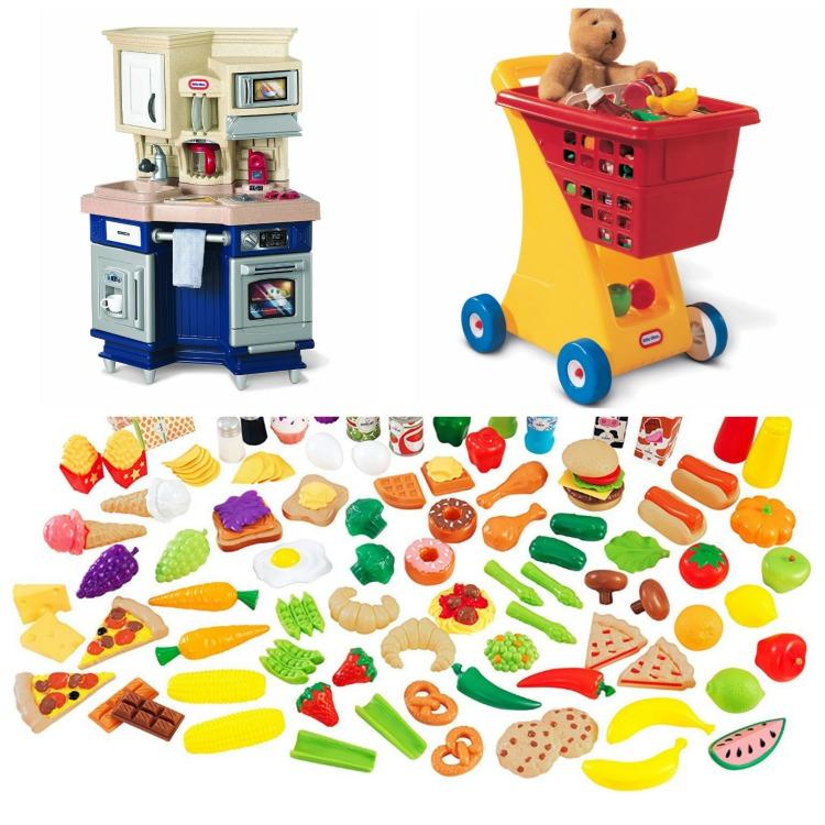 Preschool Kitchen items