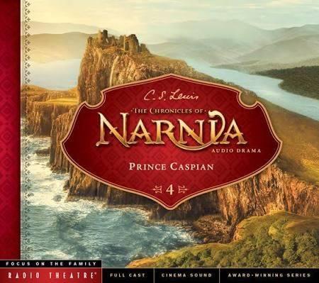 Prince Caspian audio drama