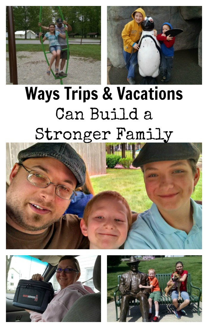 Ways Trips & Vacations Can Build a Stronger Family #Switch2BODYARMOR #AD